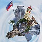 Little Planet: Manila by Yhun Suarez