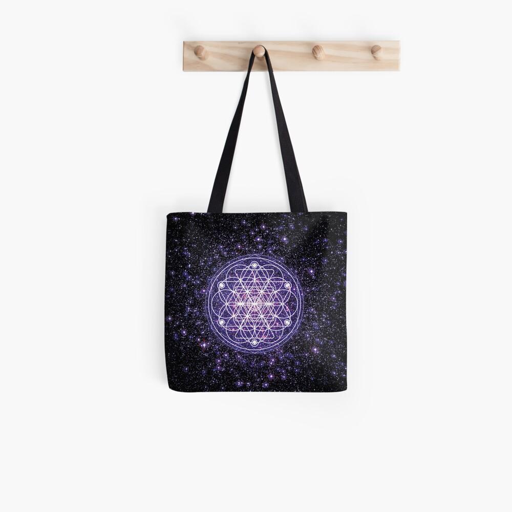 Sacred Geometry 3 Tote Bag