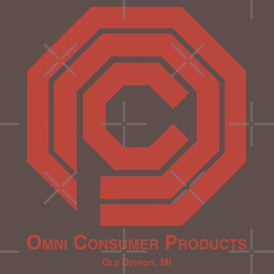 TShirtGifter presents: Omni Consumer Products