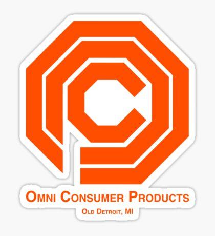 Omni Consumer Products Sticker