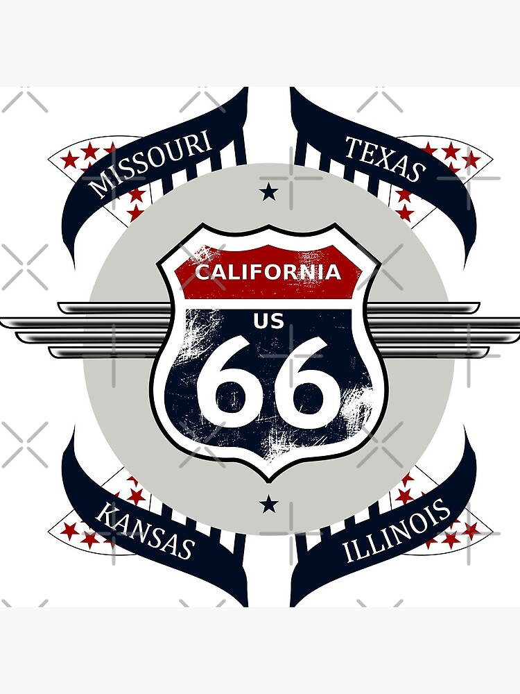 Route 66 my new version by Edxgar