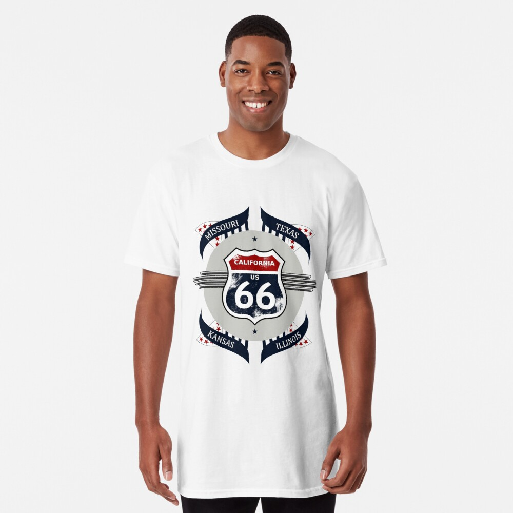 Route 66 my new version Long T-Shirt