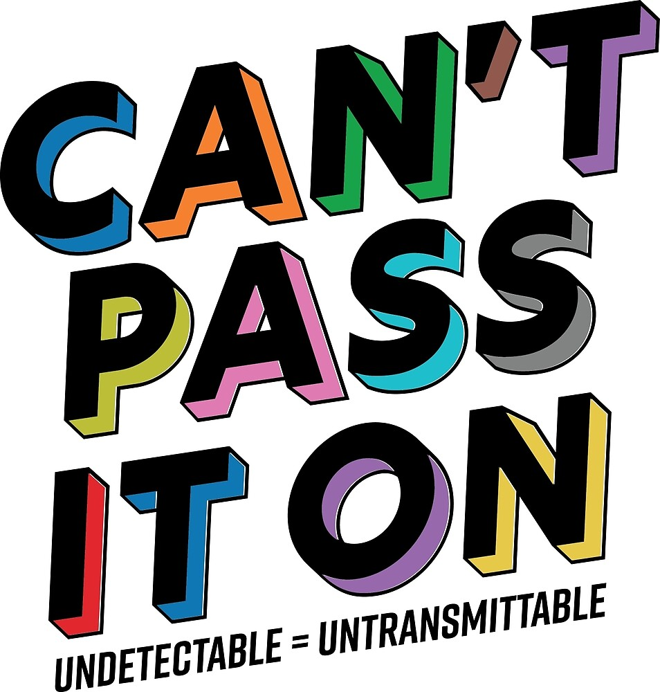Can't Pass It On - U Equals U by pan-australia