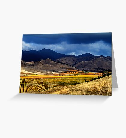 Just Before the Storm Greeting Card