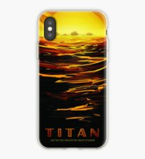 NASA Space Tourism Posters: Titan iPhone-Hülle & Cover