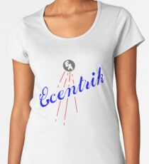 Dodger Women's Premium T-Shirt