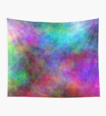Nebula - Dreamy Psychedelic Space Inspired Art Wall Tapestry