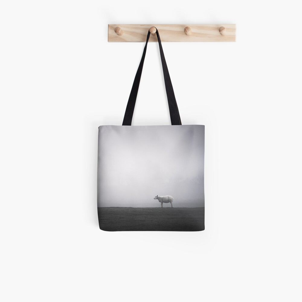 """""""A Moment Of Calm"""" by Cat Burton Tote Bag"""