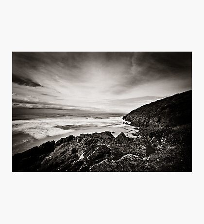 The Gap  Photographic Print
