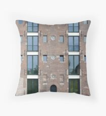 Comfortable housing for packrats Throw Pillow