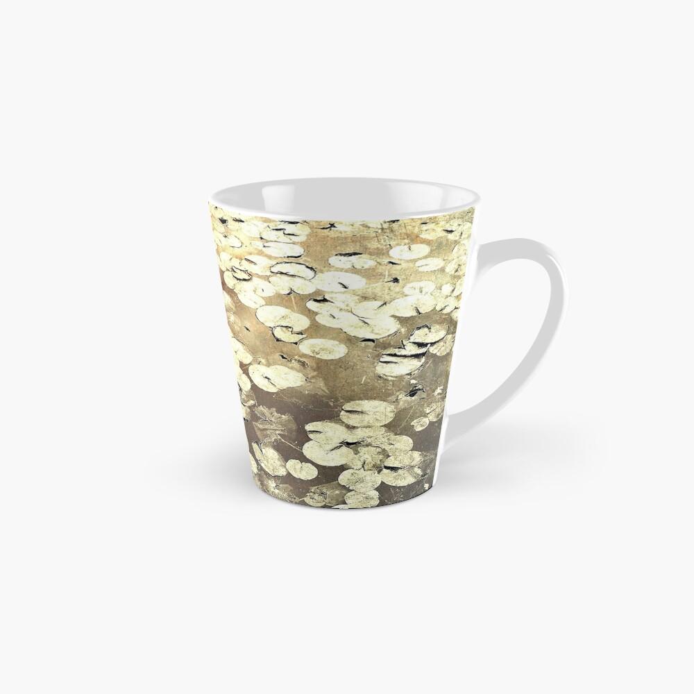 Golden Lily Pads - Art Photography - Nature Decor Mug