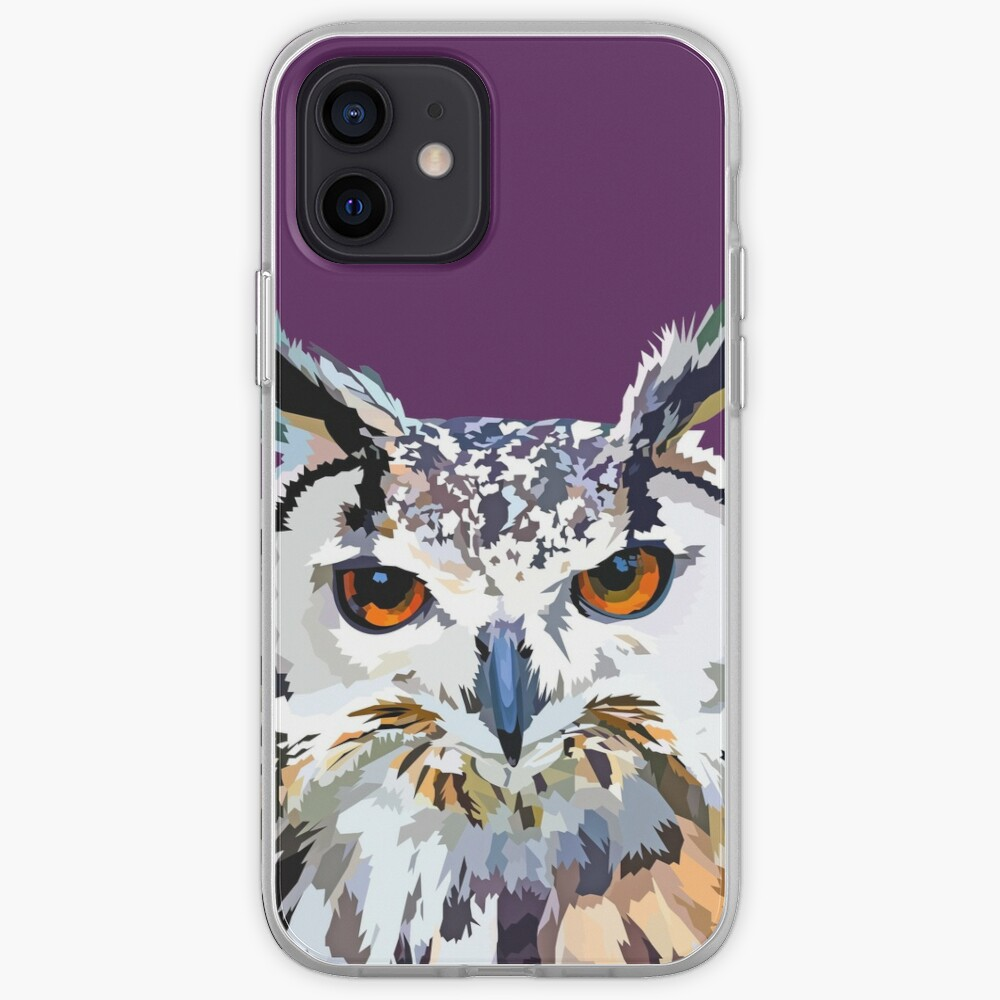 Owly nights iPhone Case & Cover