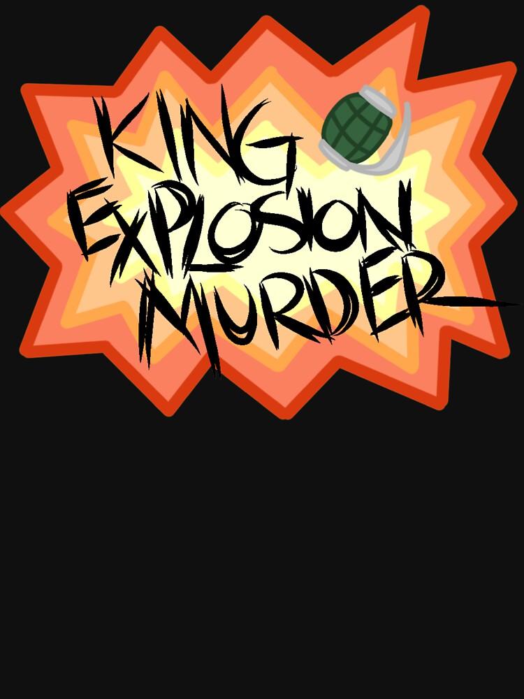 Katsuki Bakugo: King Explosion Murder by shroomsoft