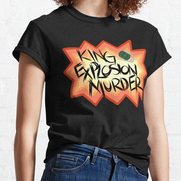 Katsuki Bakugo: King Explosion Murder Classic T-Shirt