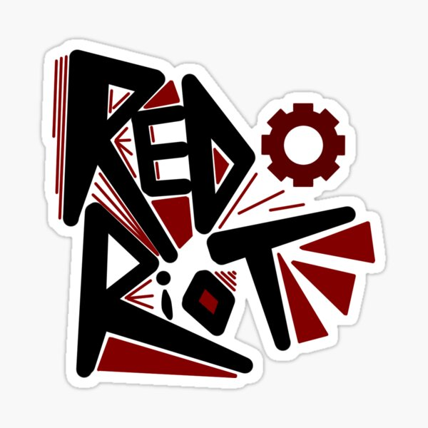 Eijirou Kirishima: Red Riot Sticker