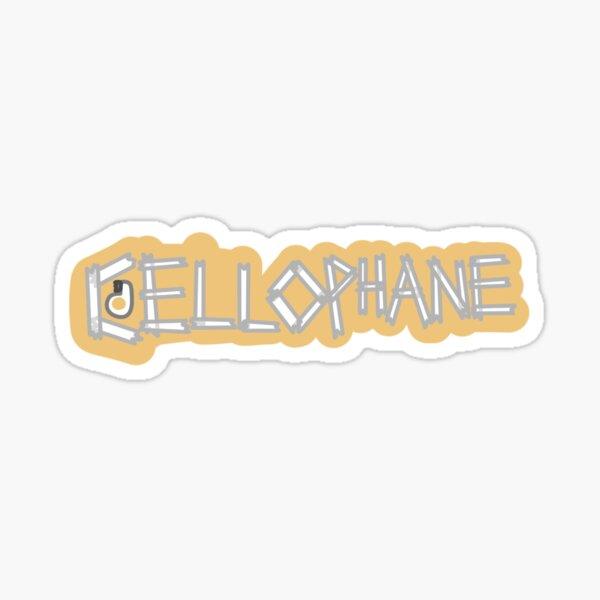 Hanta Sero: Cellophane Sticker