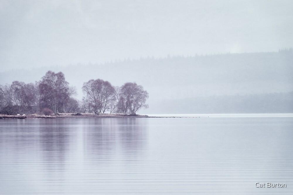 """Rannoch Tranquility"" by Cat Burton by Cat Burton"