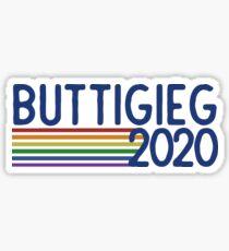 Buttigieg 2020  Sticker