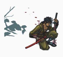Ninja Scroll stance
