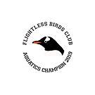 Gentoo Penguin: Flightless Birds Club Aquatics by ransombadger