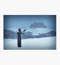 """Sleepwalking 2"" by Cat Burton Photographic Print"
