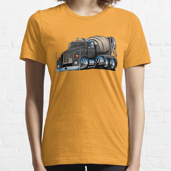 Cement Mixer Truck Essential T-Shirt