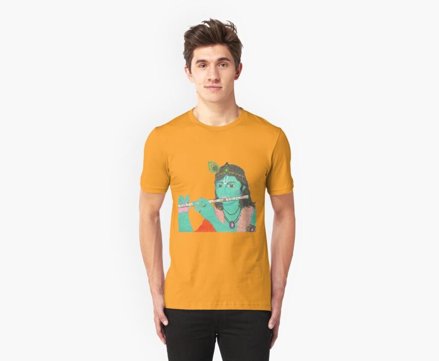 Krishna Is Love by RainbowSerpent