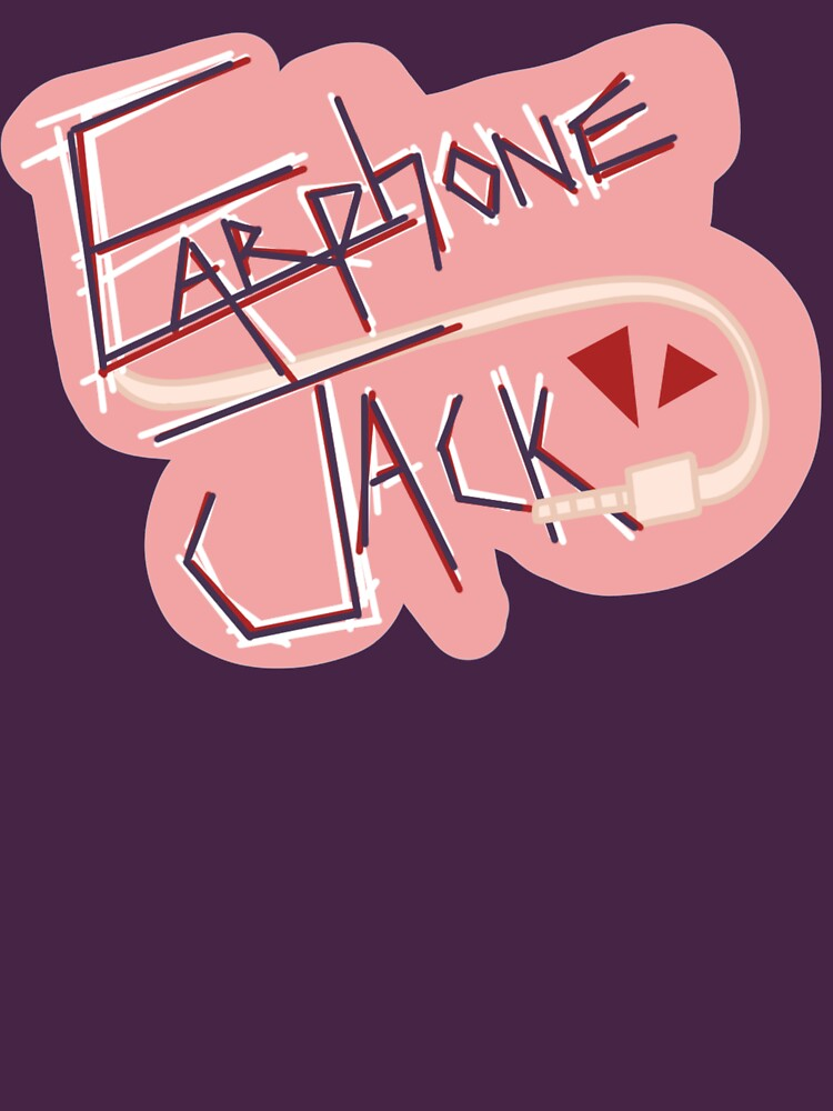 Kyoka Jiro: Earphone Jack by shroomsoft
