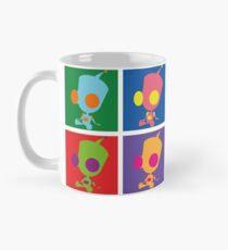 Andy Warhol style - Gir Mug