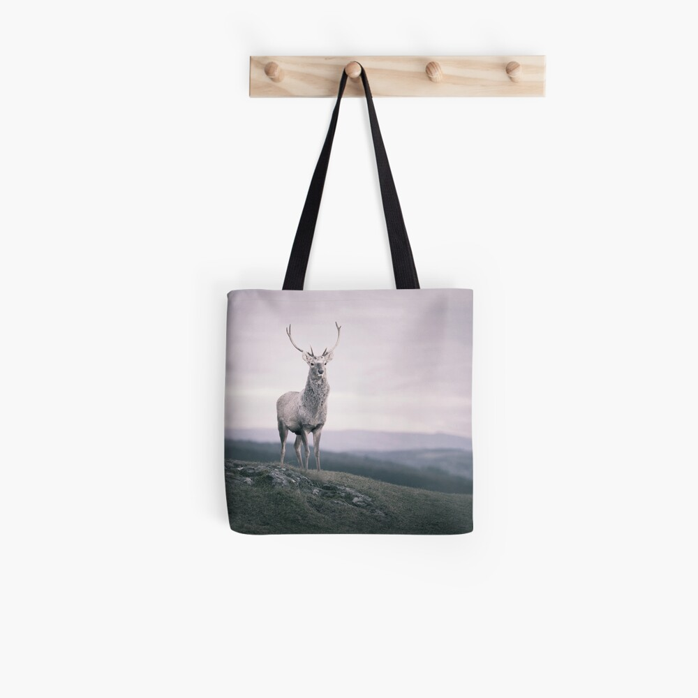 """The Prince"" by Cat Burton Tote Bag"