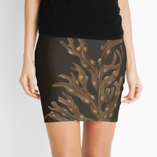 Bladderwrack  Mini Skirt