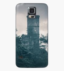 """""""The Tower Of Kinnoull Hill"""" by Cat Burton Case/Skin for Samsung Galaxy"""