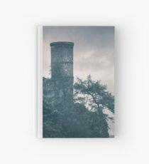 """The Tower Of Kinnoull Hill"" by Cat Burton Hardcover Journal"