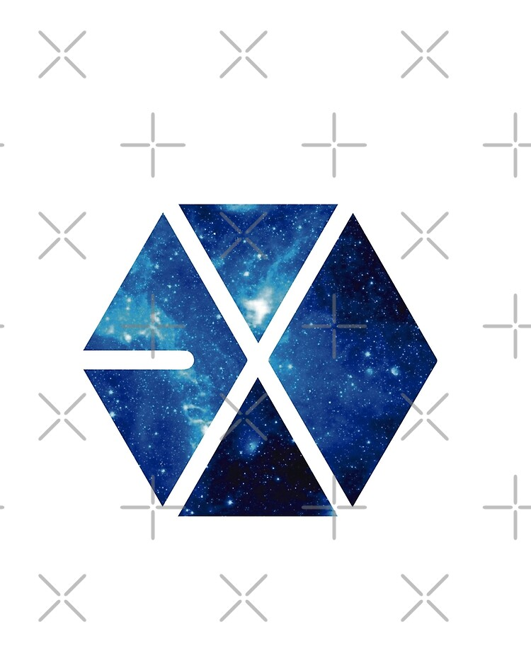Exo Logo Universe Ipad Case Skin By Shatsukstore Redbubble We hope you enjoy our growing collection of hd images to use as a background or home screen for your smartphone or please contact us if you want to publish an exo logo wallpaper on our site. redbubble