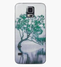 """""""The Tree In The Lake"""" by Cat Burton Case/Skin for Samsung Galaxy"""