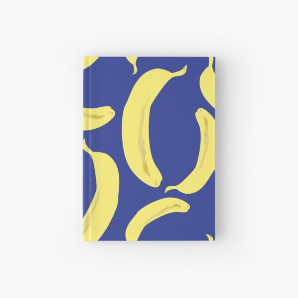 Banana-Rama Hardcover Journal