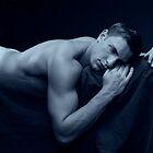 Jared lying by Terry J Cyr