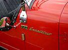 SS Excalibur Classic Car by David Carton