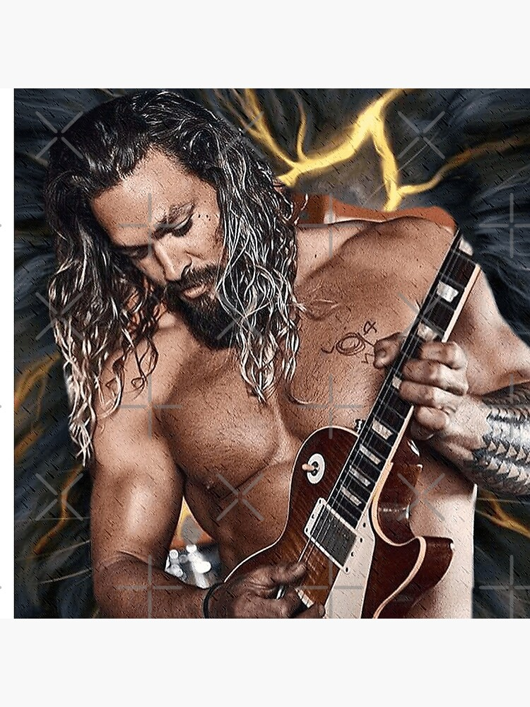 Jason Momoa by LaurenceS06