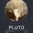 Pluto von Tracie Andrews