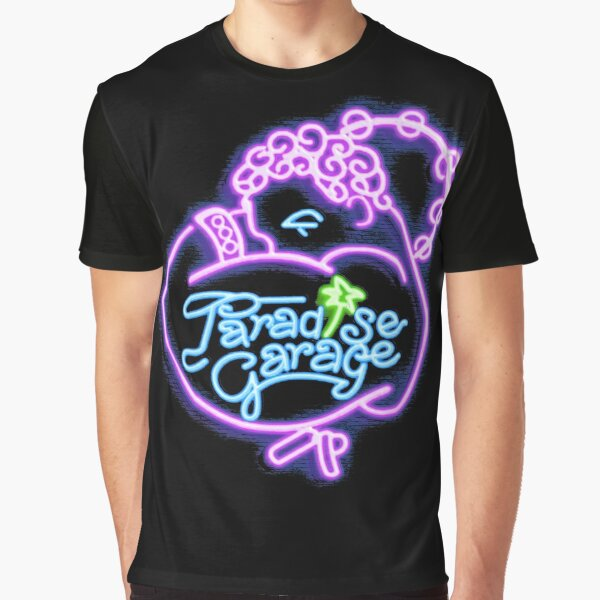 The Paradise Garage Graphic T-Shirt