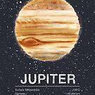 Jupiter von Tracie Andrews