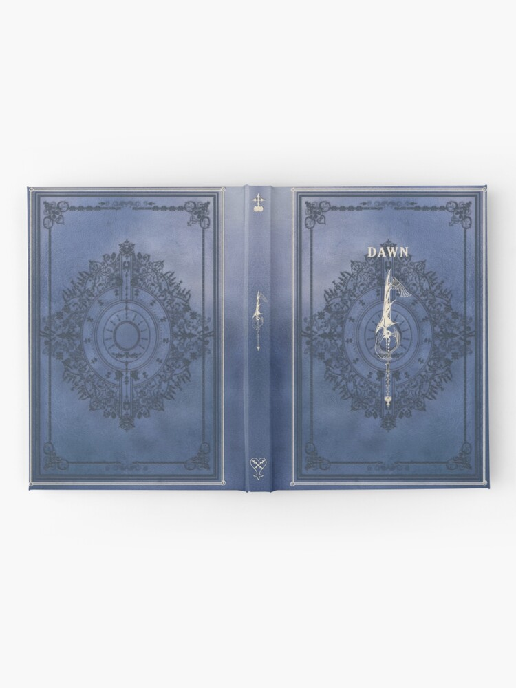 Alternate view of Dawn - Book 4 - Kingdom Hearts - Full Hardcover Journal