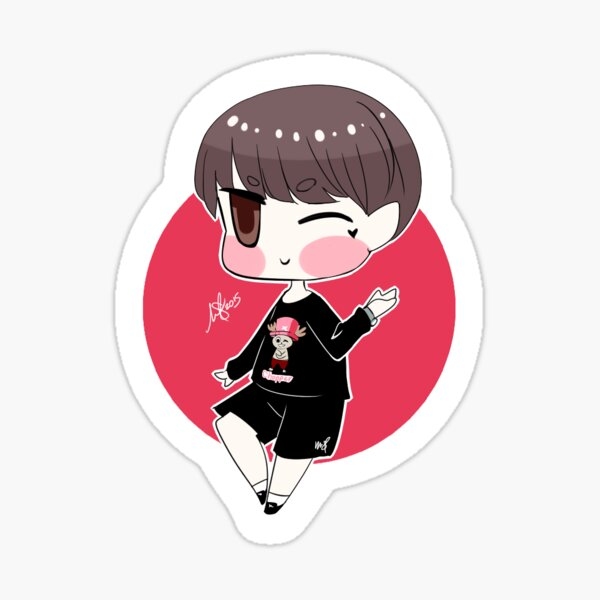 Ken of Vixx Sticker