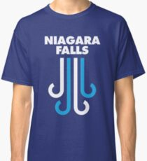 Retro Niagara Falls Designs Classic T-Shirt