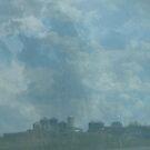 Rain Storm on The Prairies by MaeBelle