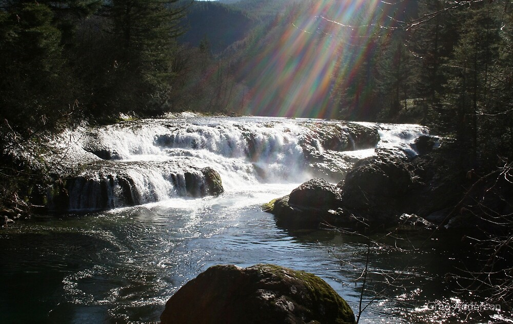 Dougan Falls, Washougal River | In Skamania County, Washingt… | Flickr