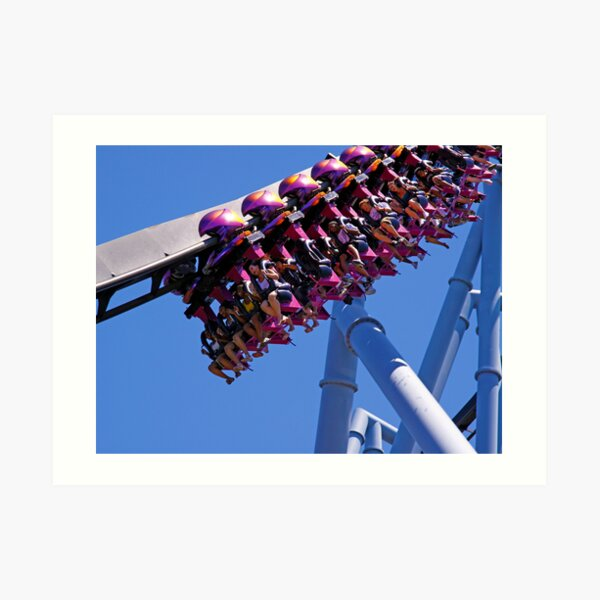 Great Bear-Hershey Park, PA Art Print