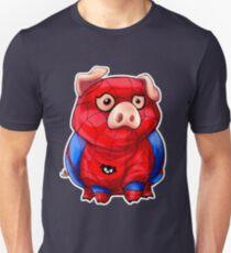 Spider-Pig Unisex T-Shirt