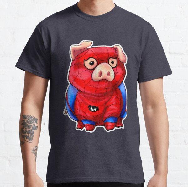 Spider Pig Simpsons Men S T Shirts Redbubble